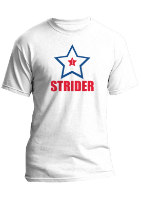 Red White and Blue Star Shirt