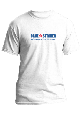 Promotional Dave Logo T Shirt
