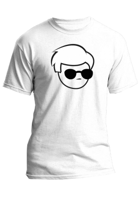 Promotional Dave Strider with Cartoon Head