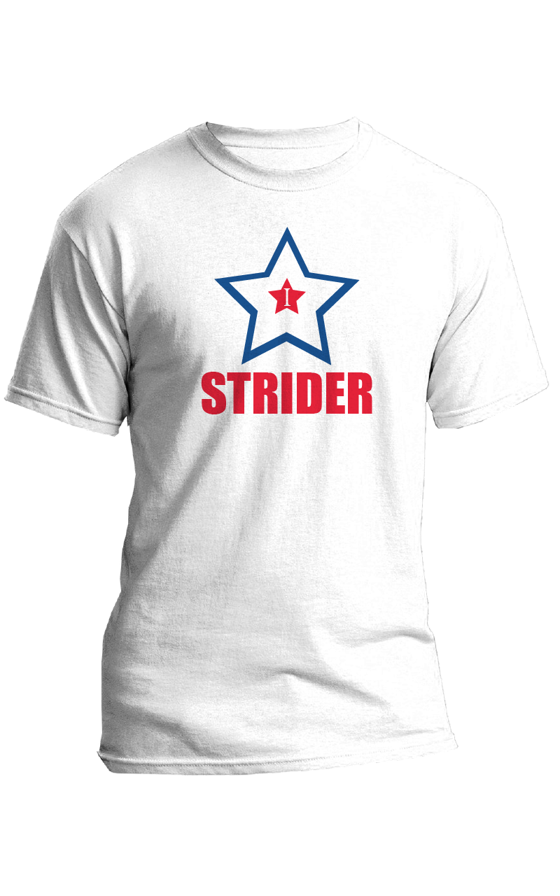 8476c8a81f99 Red White and Blue Star Shirt – Dave Strider