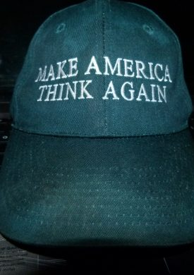 Make America Think Again – MATA